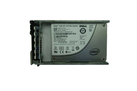 "Dell Enterprise Intel S3700 SSDSC2BA800G3R DT8XJ 800GB SATA 6Gb/s 2.5"" Solid State Drive"