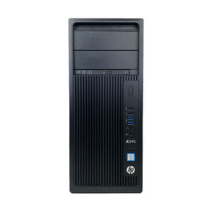 HP Z240 Mid-Tower Workstation - Configure to Order