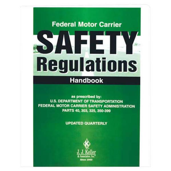 Federal Motor Carrier Safety Regulations Handbook (Green Book®)