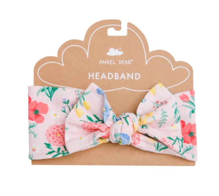 Angel Dear Summer Floral Headband