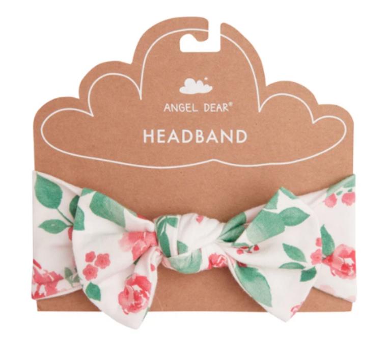 Angel Dear Rose Garden Headband