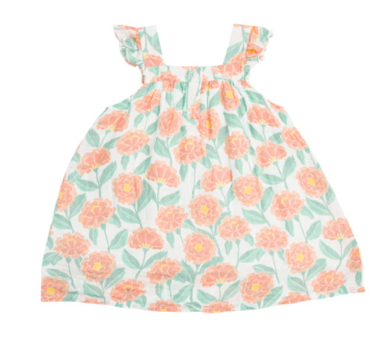 Angel Dear Marigold Garden Dress