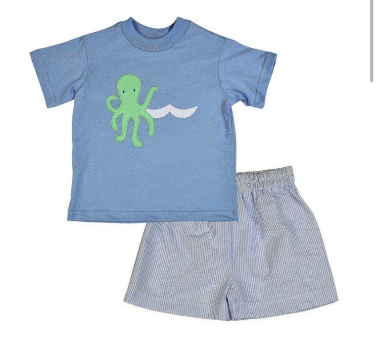 Funtasia Octopus Set