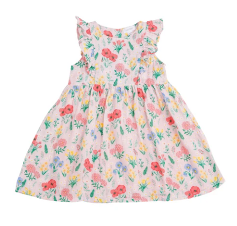 Angel Dear Summer Floral Dress