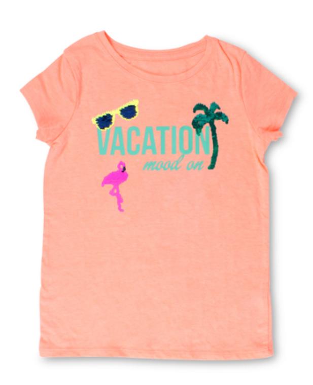 Shade Critters Vacation Tee