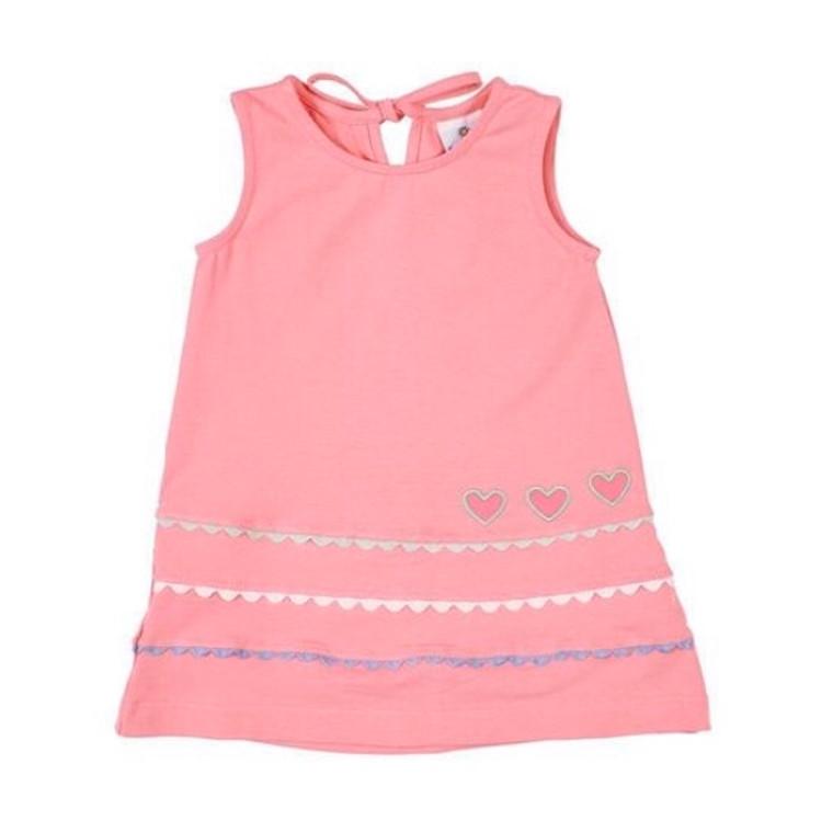 Florence Eiseman Toddler Heart Dress