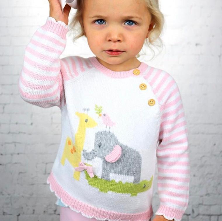 Zubels Nursery Sweater