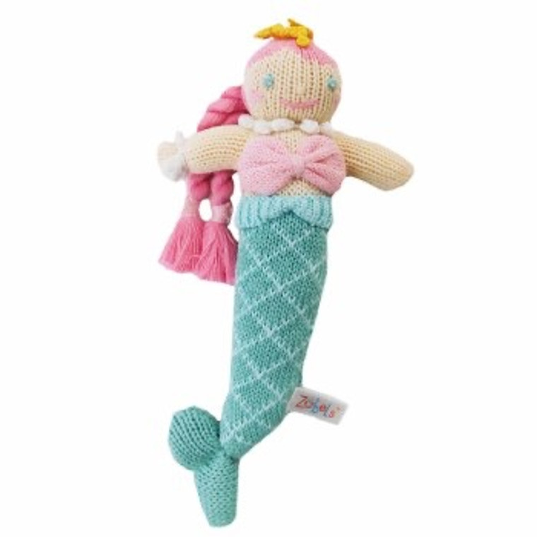 Zubels Mermaid Rattle