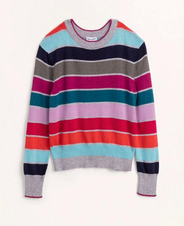 Splendid Multi Stripe Sweater