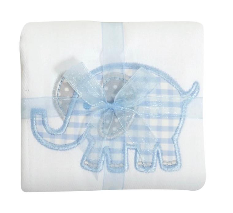 3 Marthas Blue Elephant Burp