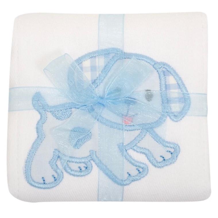 3 Marthas Blue Puppy Burp