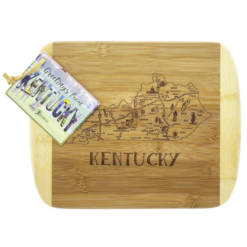 "Kentucky 11"" Cutting & Serving Board"