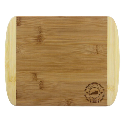 "Kentucky State Stamp Series 11"" Cutting Board"