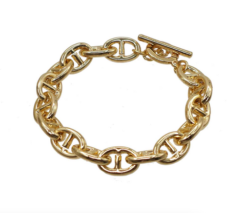 Harley Oval Link Chain