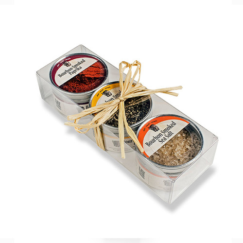 Bourbon Smoked Spice Gift Set