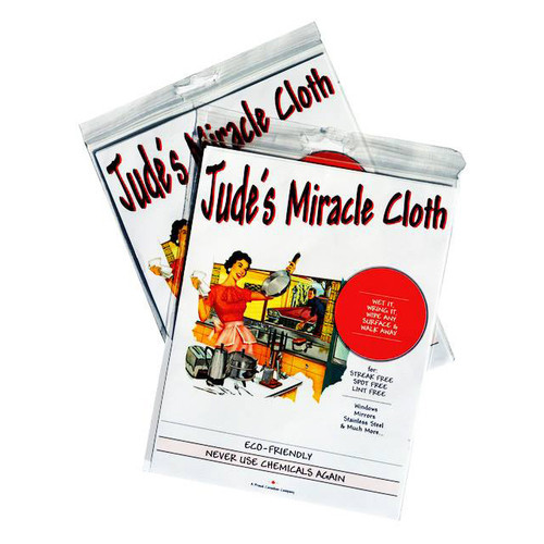 Jude's Miracle Cloth - White