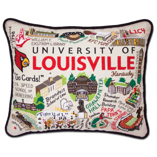 UL Embroidered Pillow