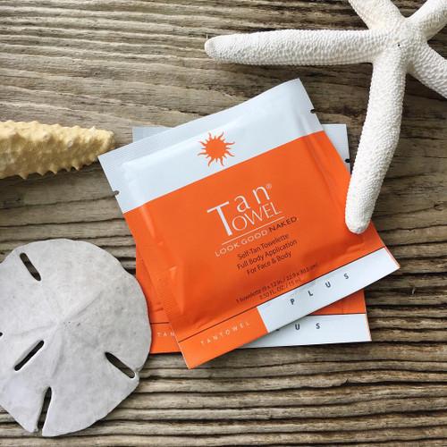 Tan Towel - Plus