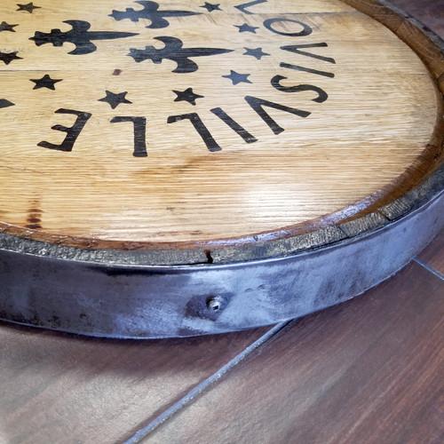 louisville bourbon barell art