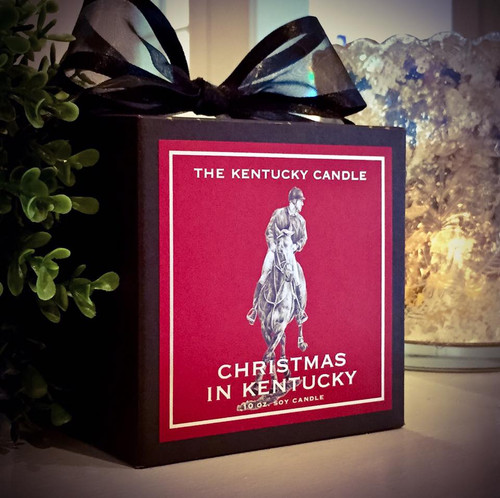 The Kentucky Candle - Christmas in Kentucky