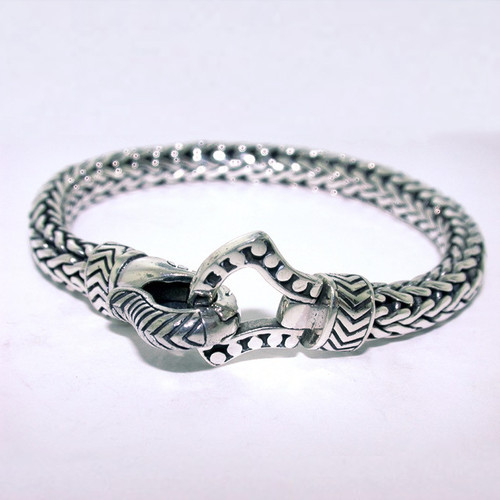 horse bit bracelet