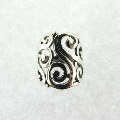 Antique style Southern Gate Ring