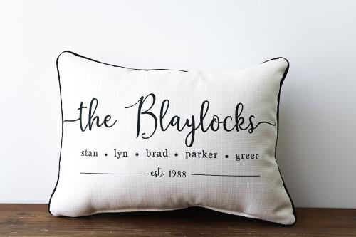 The Malicote Pillow