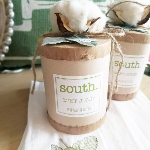 Mint Julep Kentucky Derby Candle
