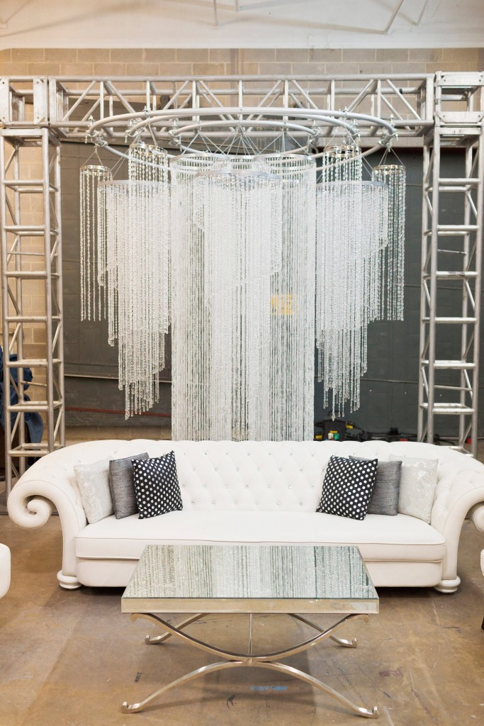 Beads Bring Fresh Look and Functionality to Luxury Events