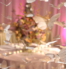 Butterfly Garlands - Decorate with Butterflies!