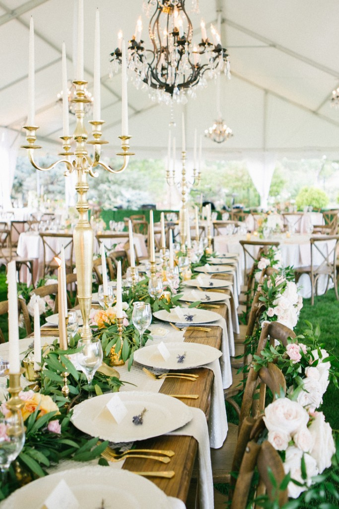 Centerpieces that go Above and Beyond