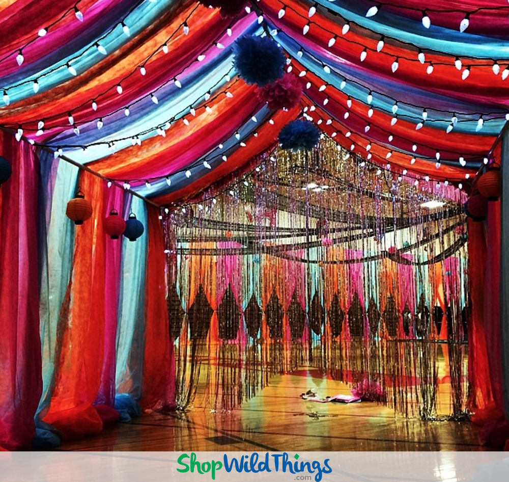 Create Stunning Prom & Event Spaces Without Breaking The Bank