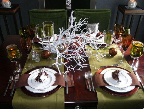 Deck the Halls, Walls, and Balls | Bringing Branches in for Christmas