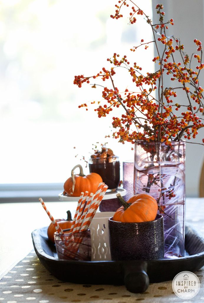 Five DIY Fall Centerpieces that are High on Style and Easy on Budgets