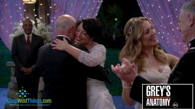 Grey's Anatomy Wedding - Light Strand Decorating Ideas