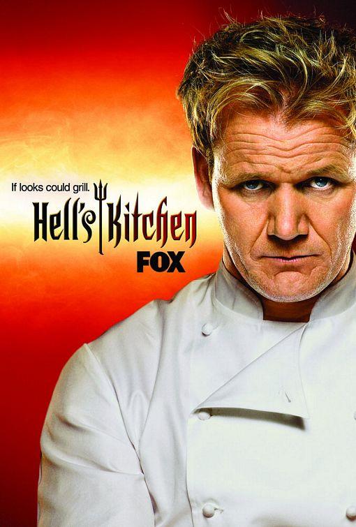 Hell's Kitchen Set Decor