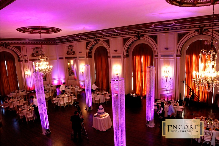 High Impact Event Lighting on a Budget