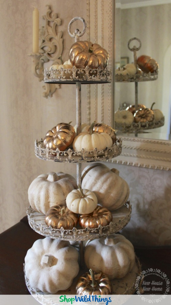 High Impact, Sustainable Fall Decor