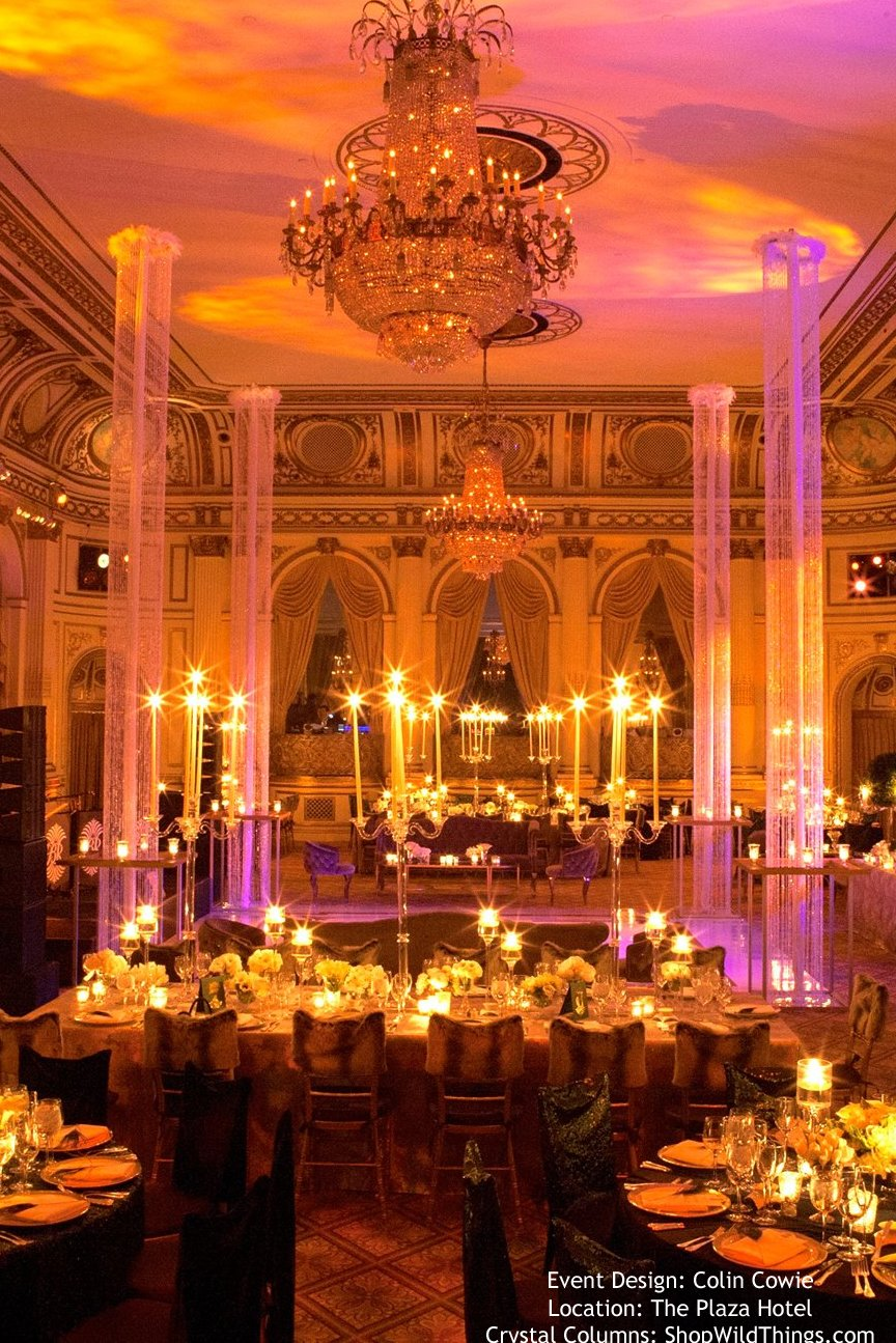 Large Space Solutions|Event Decor with Camo Capabilities