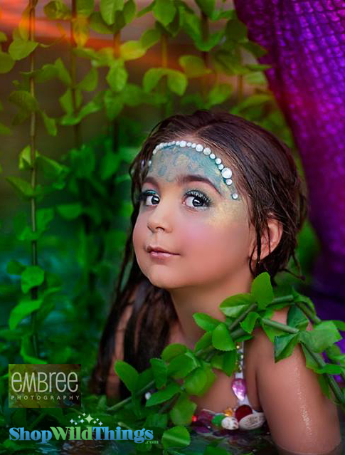 Little Mermaid Photo Shoot - Embree Photography