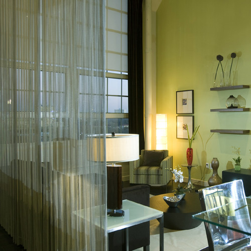 Modern Luxe|Maximizing Your Design Potential With Metal Chain Curtains