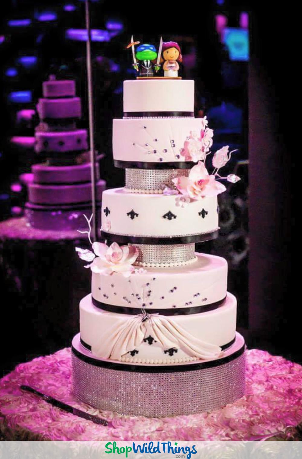Quinceanera Cake Decoration Ideas