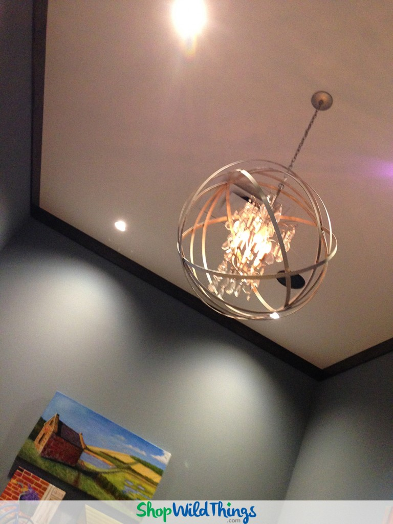 Retail Store Decor Maximize Your Space with Backdrops & Overhead Lighting