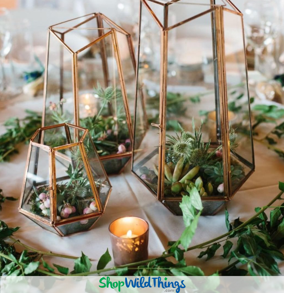 Simple Centerpieces That Take Your Events from Mediocre to Mesmerizing