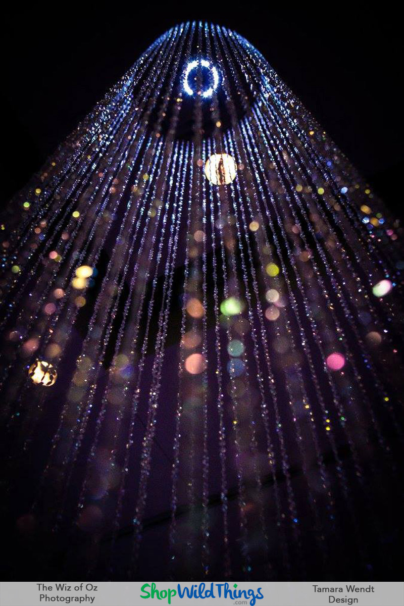 Sparkling Accessories Light Up Nighttime Ballroom Receptions