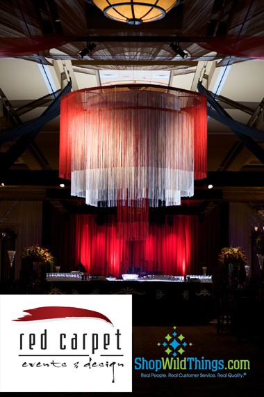 String Curtains - Red Carpet Events