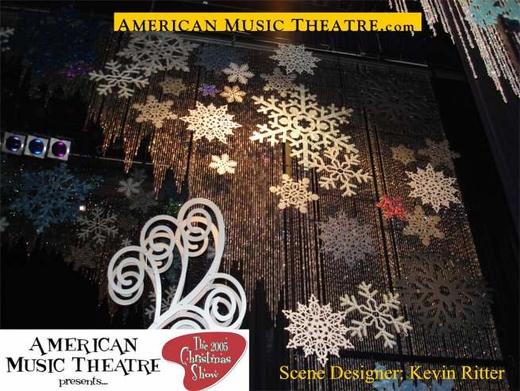 American Music Theatre - Entire Stage Set!