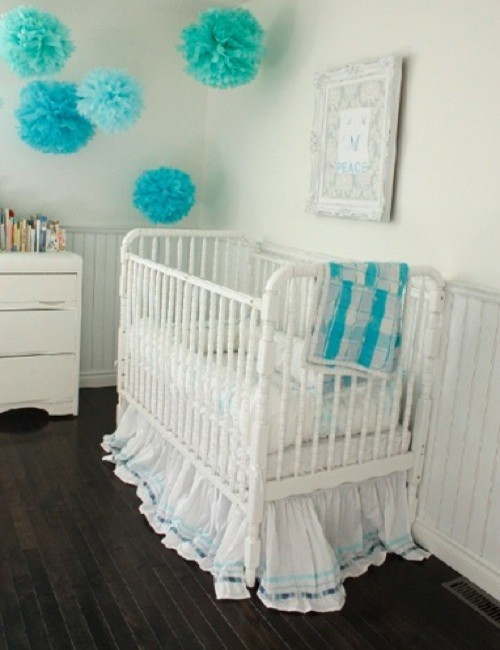Three Key Elements of A Fabulous, Functional Space to Welcome Baby