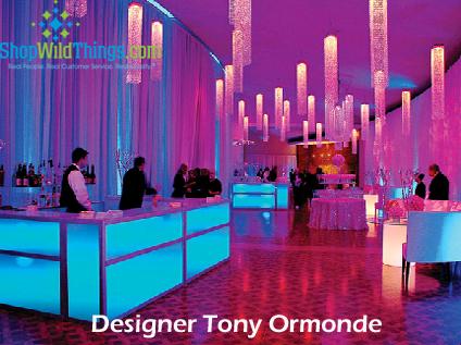 Tony Ormonde - A Genius Designer!