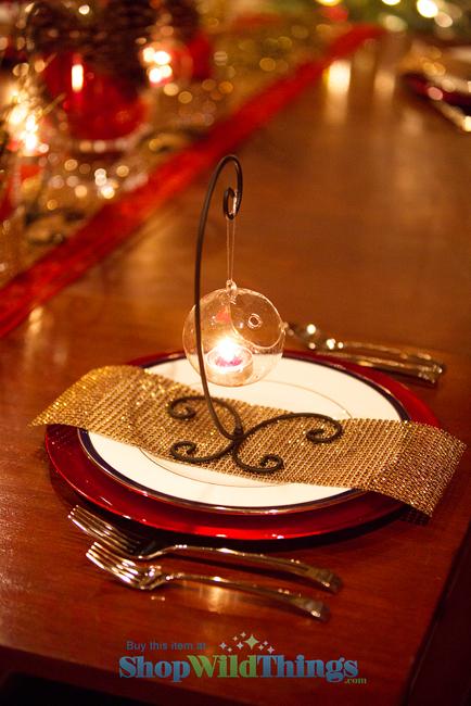 'Twas the Week before Christmas ~ Setting a Table that Sings Noel